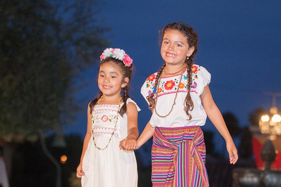Fiesta costume kids