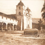 Mission Santa Barbara, No. 3 John Edward Borein (American, 1872-1945) Etching and drypoint Museum Acquisition Fund Through the generosity of Astrid and Lawrence Hammett