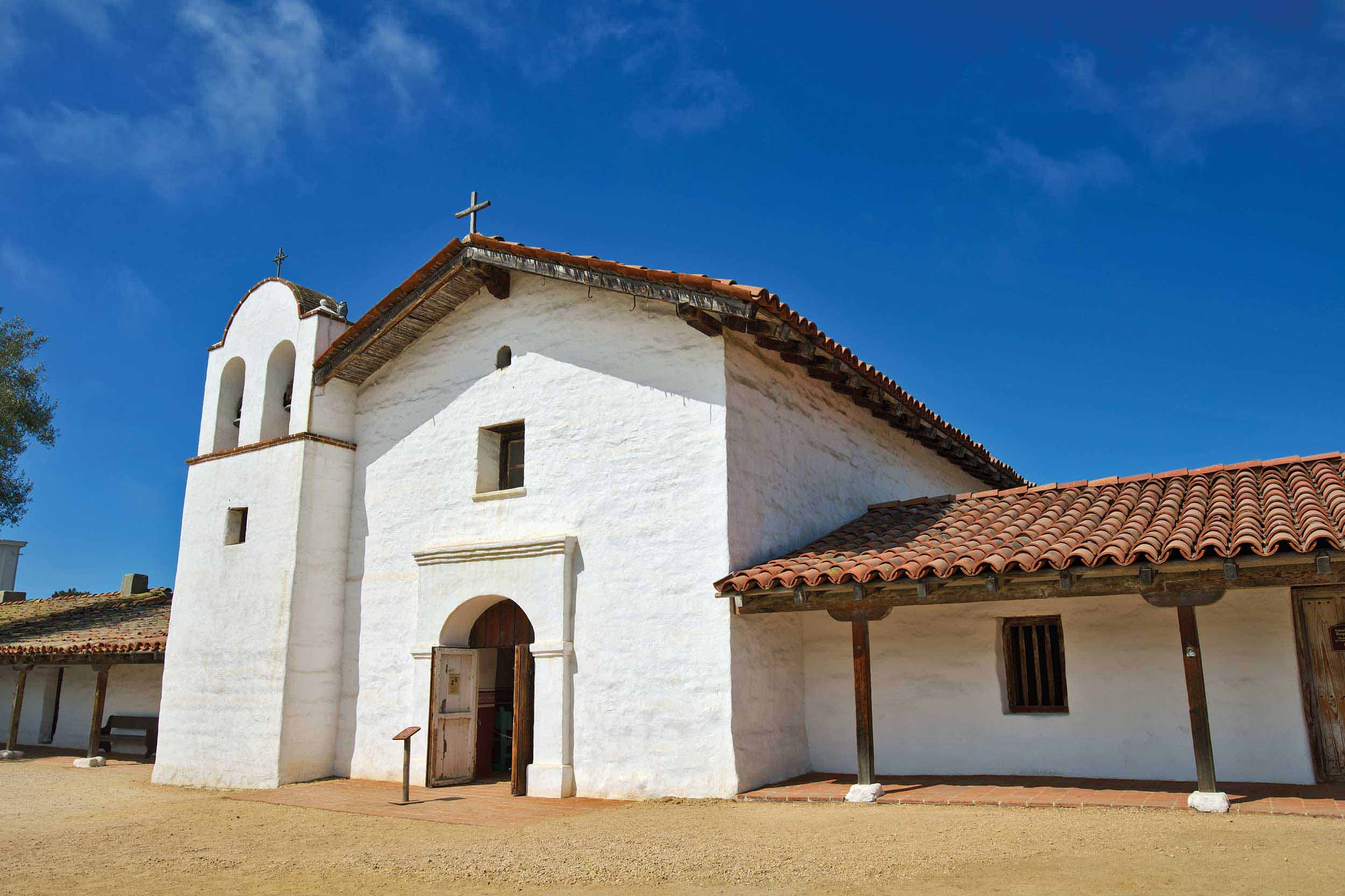 Presidio, Preserved by the Trust For Historic Preservation