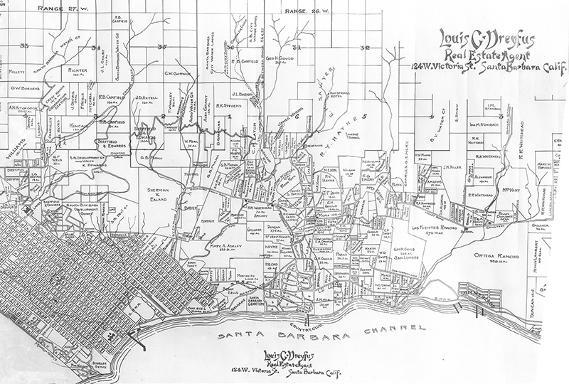Plate Map 1965 zoom