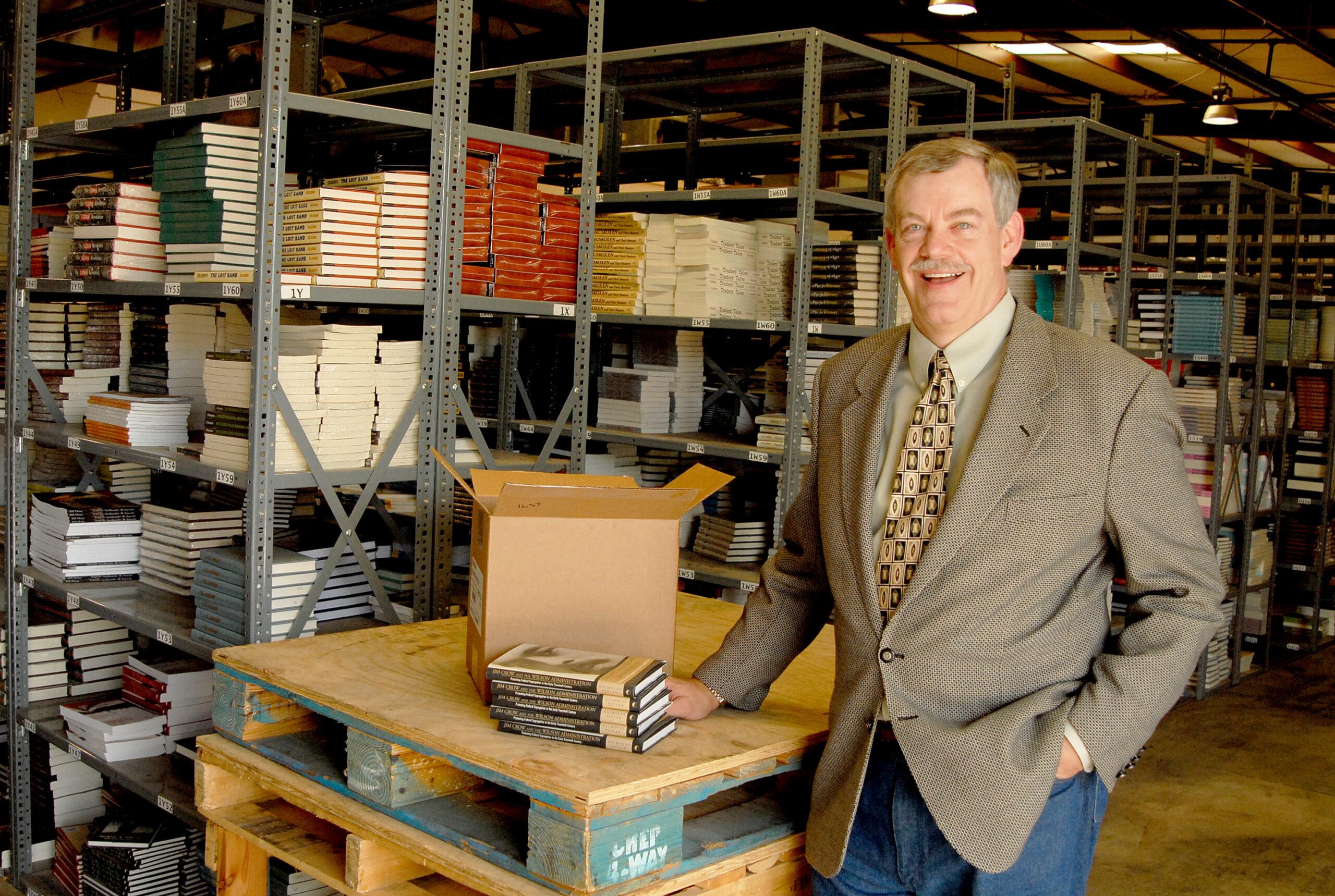 Byron Price - OU Press by Bob Taylor
